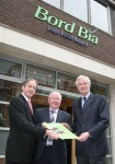 Aidan Cotter Ceo Bord Bia: Minister Smith and his French Counterpart