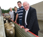 €8 Million Sheep Fencing and Mobile Handling Scheme