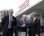 Opening of the Tesco, Bailieborough Store