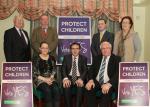 Deputy Brendan Smith and Deputy Robert Troy advocating a 'Yes' vote on behalf of Fianna Fáil
