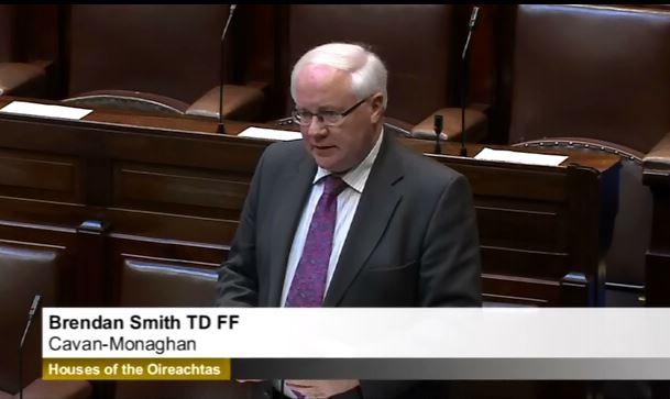 Brendan Smith TD in Dáil Éireann