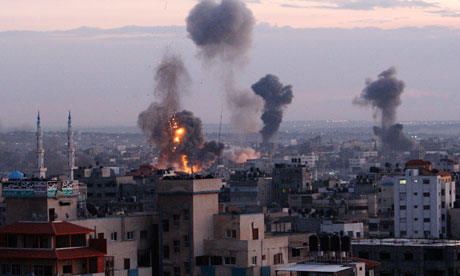 Attacks on Gaza