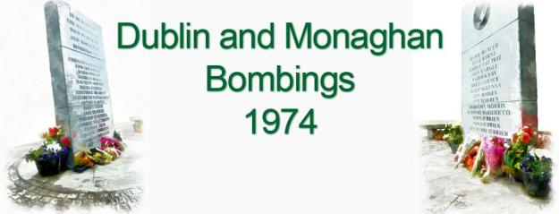 Dublin Monaghan bombings