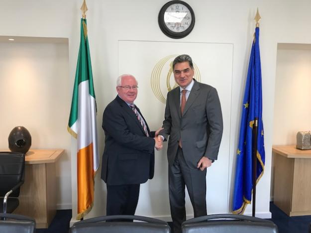 Italian Ambassador